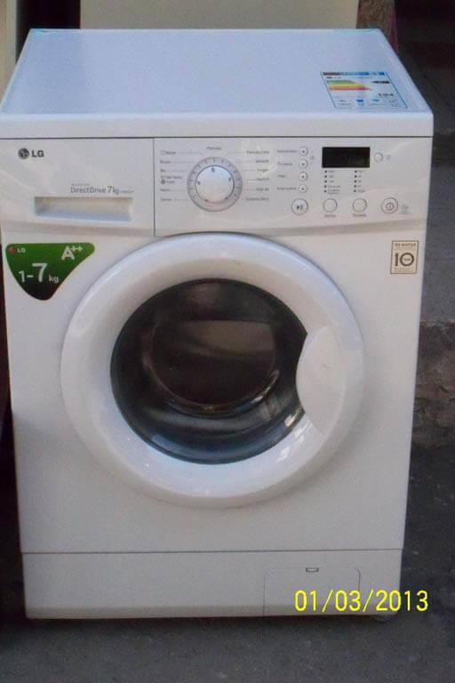 ikinci el lg çamaşır makinesi